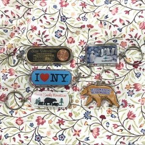 Travel Keychain Bundle